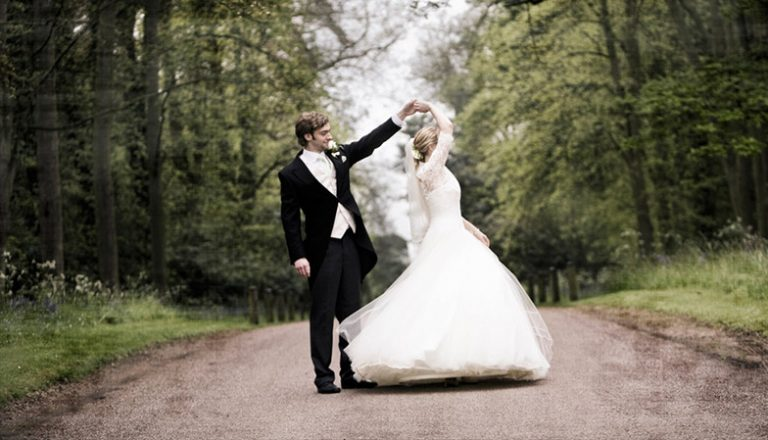 Show-ul de la o nunta?