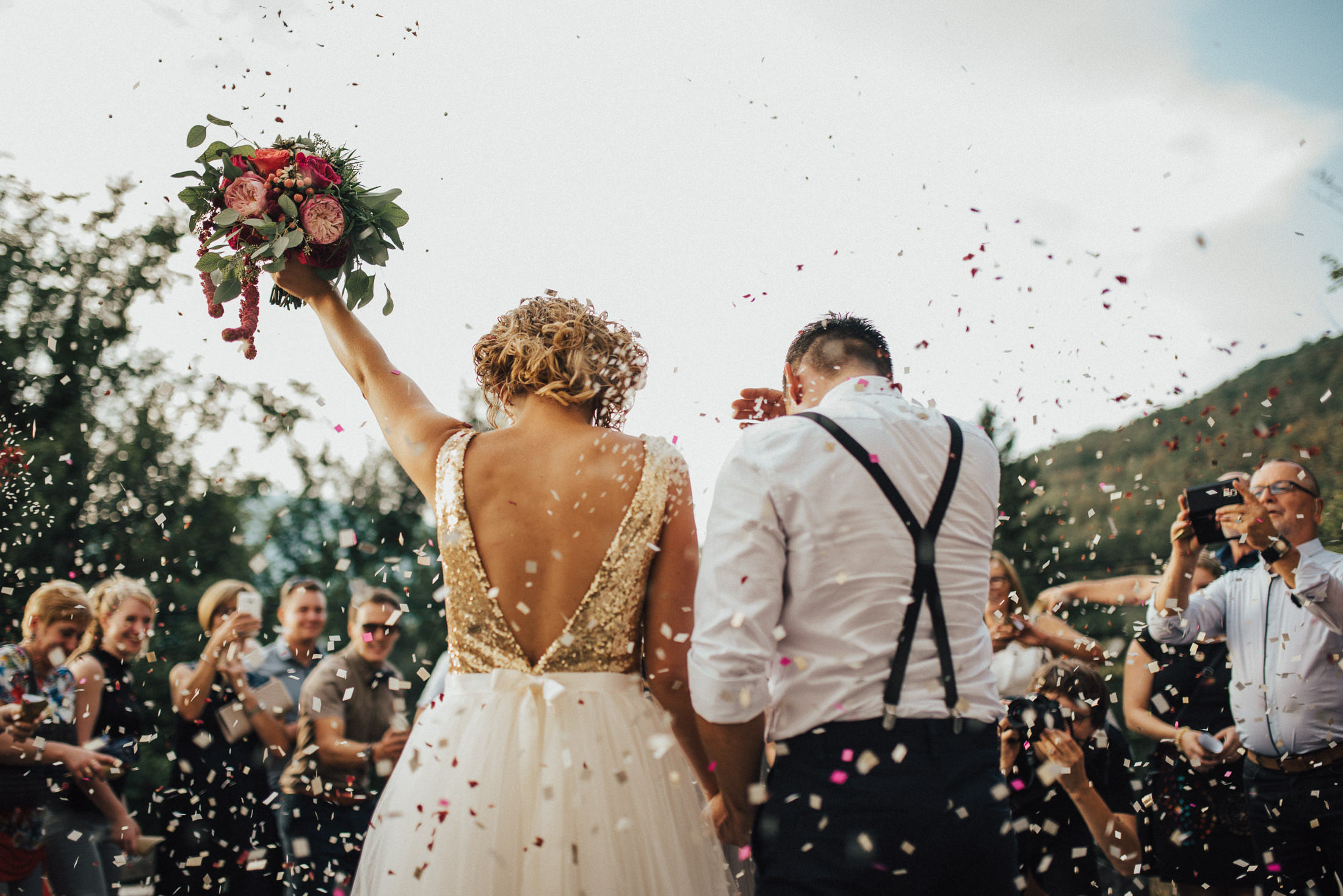 Cum alegi formatia pentru nunta?