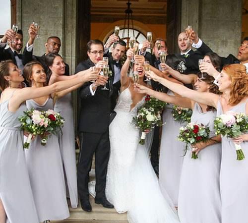 Alege in 5 pasi formatia pentru nunta